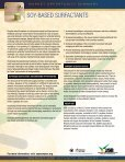 SOY-BASED SURFACTANTS - Soy New Uses - Page 2