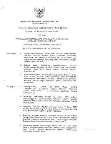 download - Masyarakat Telematika Indonesia