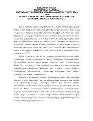 kerangka acuan musyawarah nasional masyarakat telematika ...