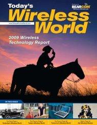 2009 Wireless Technology Report - BearCom.com