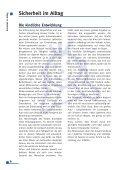 Unfälle vermeiden - GSH - Seite 6