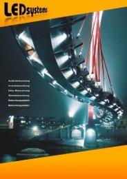 LEDsystems Katalog Deutsch 3.0