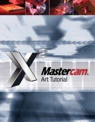 Mastercam X2 Art Tutorial (Inch version) - GTC Innovations