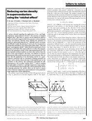 Reducing vortex density in superconductors using the 'ratchet effect'