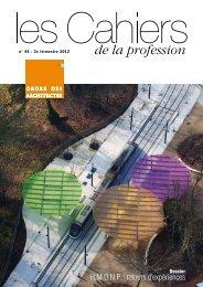 CDP-N44 - Défense Profession Architecte