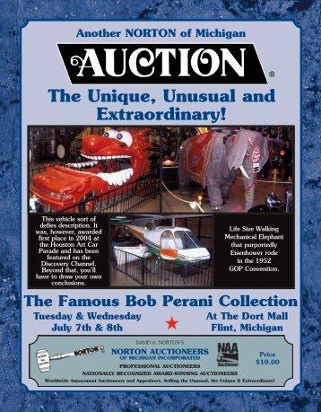 Norton – Bob Perani Collection: - Norton Auctioneers