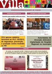 CCJ aprova relatório favorável ao PLC 155/2013 ... - Adão Villaverde