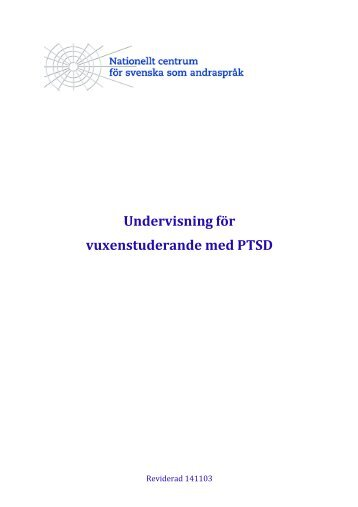 Undervisning_for_vuxenstuderande_med_PTSD_rev_141103
