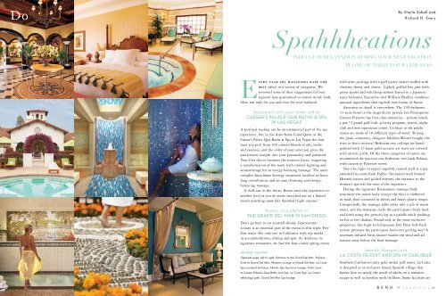 Read the article - Paradise Point Resort & Spa