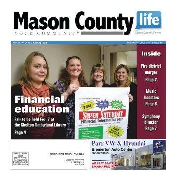 Mason County Life  - Example Edition