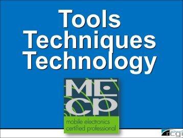 Presentation slides - MECP.com