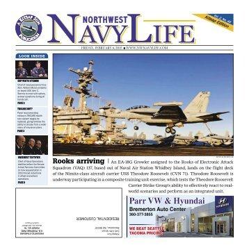 Northwest Navy Life - Example Publication