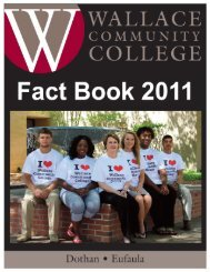 Full page photo print - Wallace Community College
