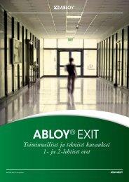 Lataa (4 Mb) - Abloy Oy