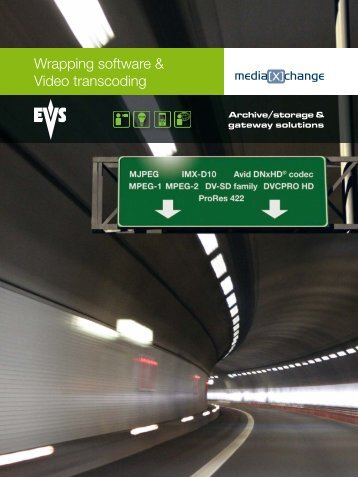 Wrapping software & Video transcoding - ValTech Video DOO