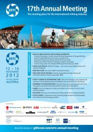 ERTC - Global Technology Forum