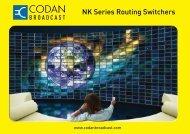 NK Series Routing Switchers - Studio Hamburg