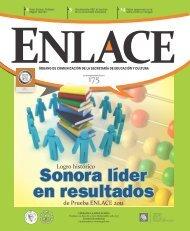 Logro histórico Sonora lider en resultados de Prueba ENLACE 2011