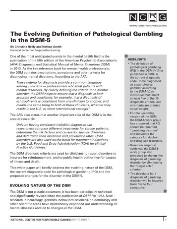 a research on the issue of the psychological condition of pathological gambling Pathological gambling and alcohol use disorder jon e grant, md, matt g kushner, phd, and suck won kim, md jon e grant, md, is a psychiatry resident, matt g kushner, phd is an associate professor, and suck won kim, md, is an associate professor, all in the department of psychiatry, university of minnesota medical.