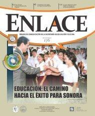 el camino hacia el éxito para sonora - Secretaría de Educación y ...