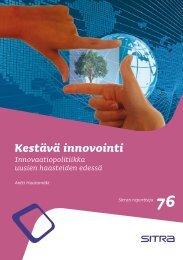 Kestävä innovointi - Sitra