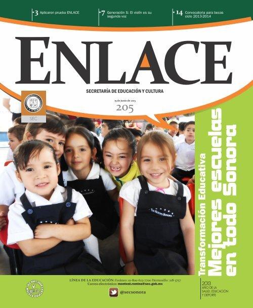 Enlace N° 205 Transformación Educativa, mejores escuelas en todo ...