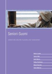 Seniori-Suomi - Sitra