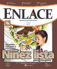 Enlace N° 201: Niñez lista - Secretaría de Educación y Cultura