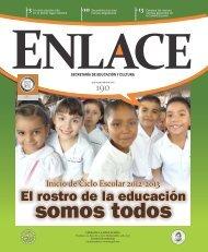 El rostro de la educación El rostro de la educación - Secretaría de ...