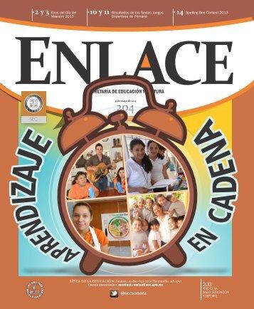 Enlace N° 204 Aprendizaje en cadena - Secretaría de Educación y ...
