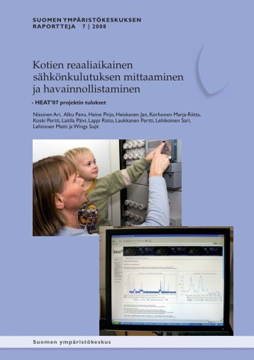 Kotien reaaliaikainen sähkönkulutuksen mittaaminen ja ... - Helda