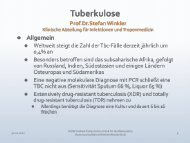 M. tuberculosis TB