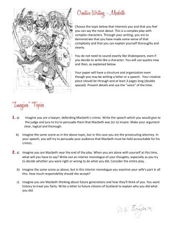 Essay On Reality Tv Essay Essaywriting How To Do A Research Assignment Creative Macbeth Themes  Symbols Apparitions Sketch Notes Guided Whats A Good Argumentative Essay Topic also Care Essay Essay And Resume Academic Ghostwriter With Certified Creative  Oedipus The King Essays