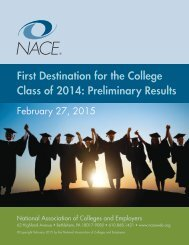nace-first-destination-survey-preliminary-report-022015
