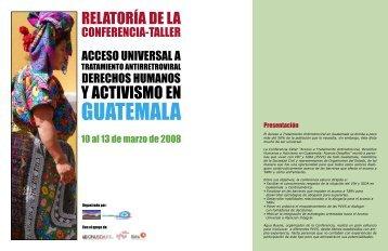 Guatemala - Agua Buena