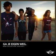 Shop 24/7: www.MINI.nl /shop - New MINI club