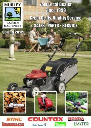 Your Local Dealer Since 1959 Great Deals, Quality Service SALES ...