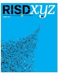 RISD XYZ Spring 2010 - Grain