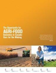agri-fOOd - Genome Canada