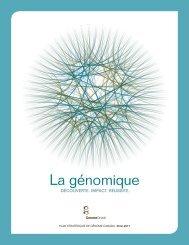 Plan stratégique - Genome Canada