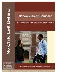 School-Parent Compact - National Coalition for Parent Involvement ...