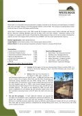 20130219 Lady Hampden Drilling Update - White Rock Minerals - Page 3