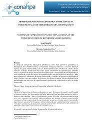 Abordagem sistemática do design instrucional na implementação ...
