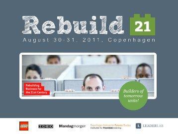 21st Century Business - Rebuild21
