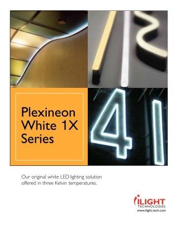 Plexineon white 1x Series.qxp - iLight Technologies