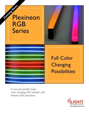 Plexineon RGB Series-Final Version.qxp - iLight Technologies