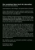 Eine wunderbare Reise durch die Laborwelten. - Sektion Bern - Seite 2