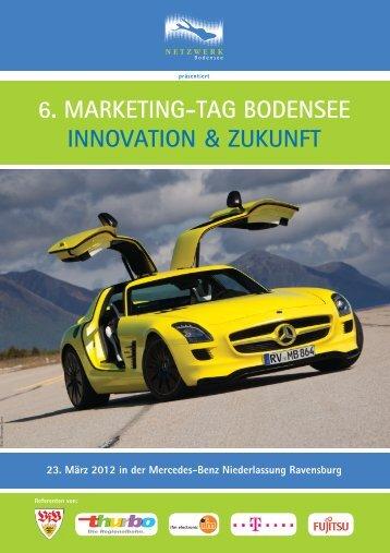 6. marketing-tag bodensee innovation & zukunft - Netzwerk-Bodensee
