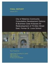 Community consultation development options and ... - i:Create