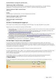 Side 1 af 10 - Bække Skole